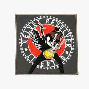 Other - Velvet Revolver Patch iron on Band Hard Rock DIY
